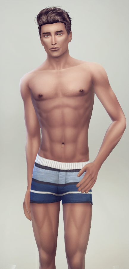 Model5MaleBrilliantSkin