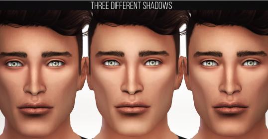 SkinPoppyMaleShadows